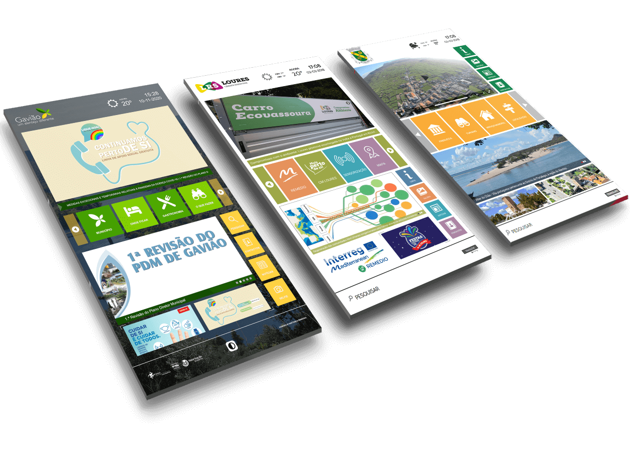 YPortal   Digital solutions for Municipalities - Civiq Dream by PARTTEAM & OEMKIOSKS