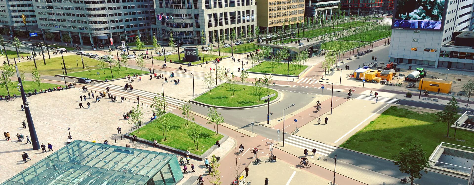 Smart Cities | Soluções digitais para Municípios - Civiq Dream by PARTTEAM & OEMKIOSKS