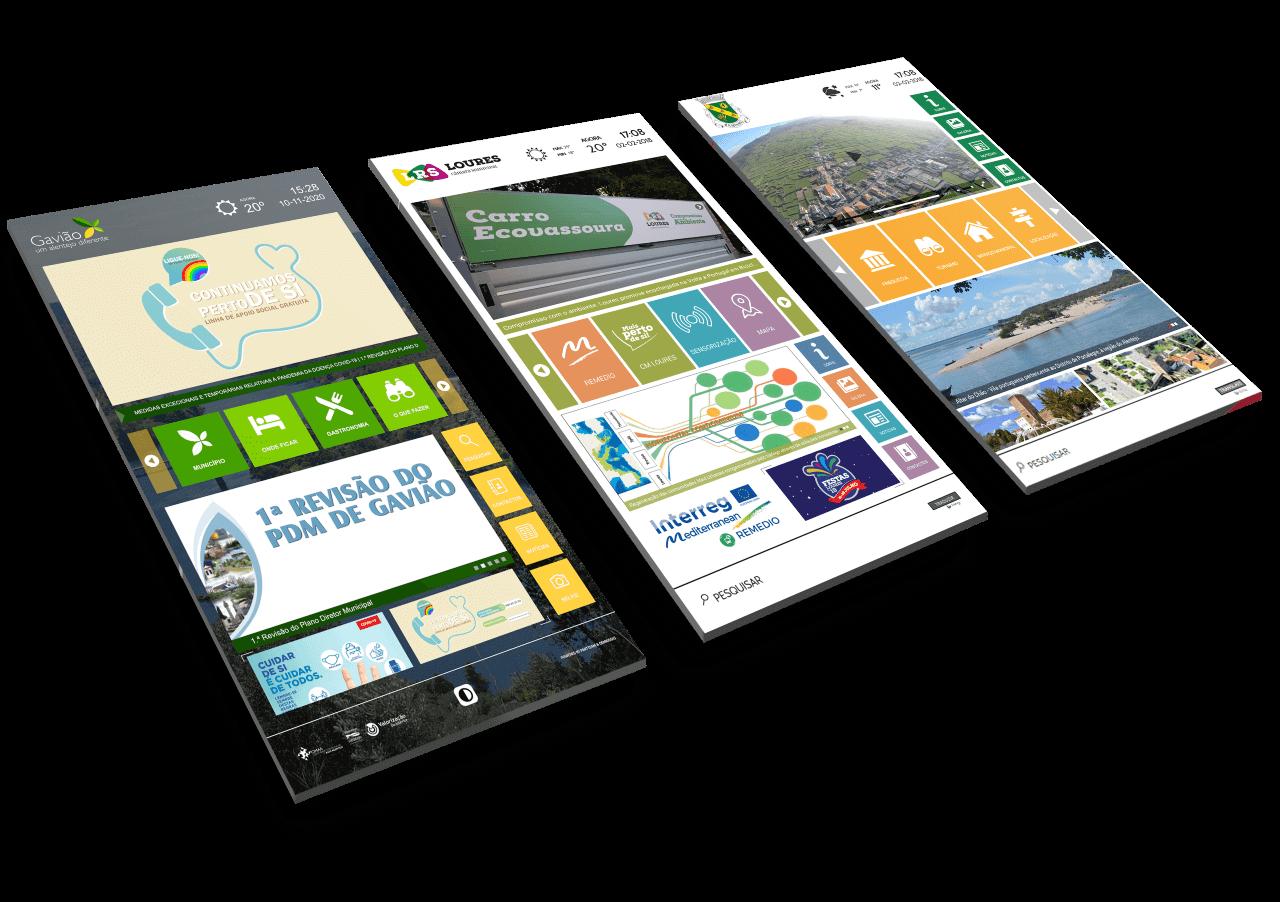 YPortal | Soluções digitais para Municípios - Civiq Dream by PARTTEAM & OEMKIOSKS